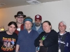 John Popper hanging with the NRPS