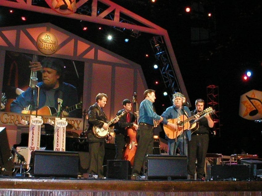 David Nelson At The Grand Old Opry