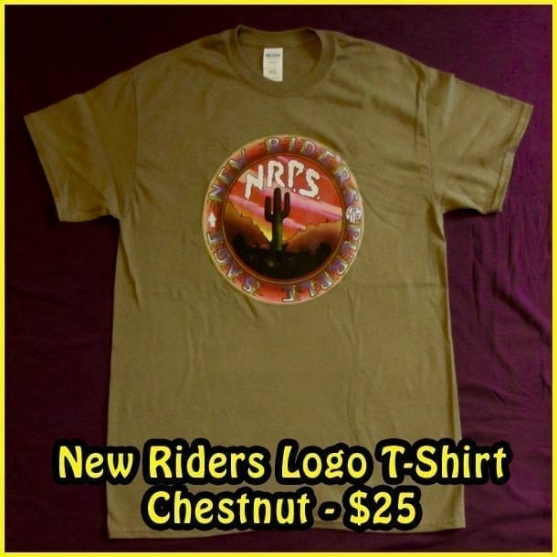 Image Of Chestnut Colored T-Shirt