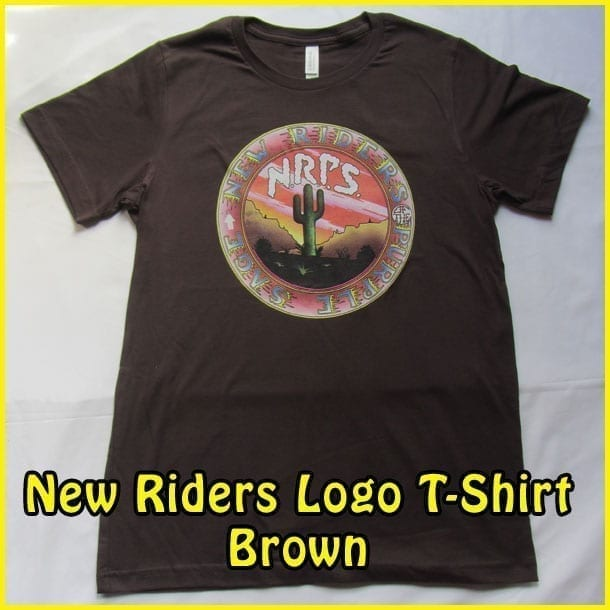 Image Of Brown T-Shirt