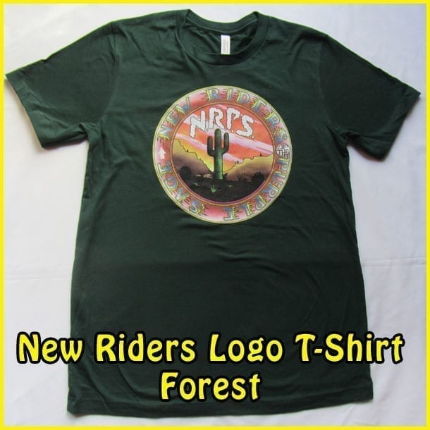 Image Of Forest Color T-Shirt