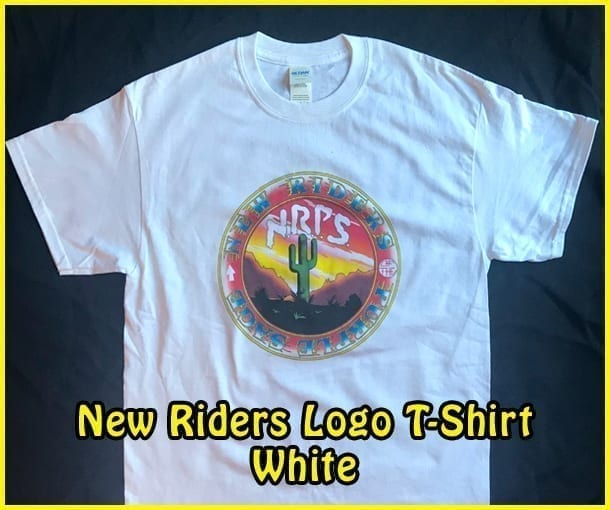 Image Of White NRPS T-Shirt