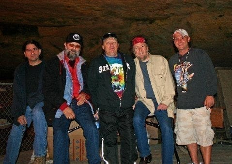 NRPS at the Cave